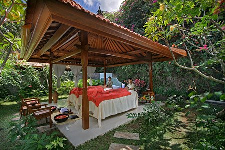 Private Spa Cottage for Pampering Deluxe Package