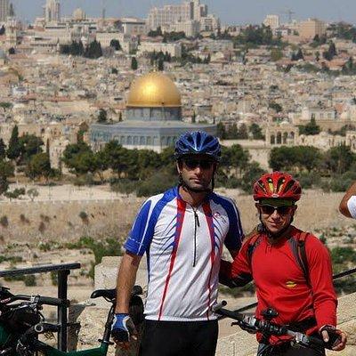 EcoBike Bike Jerusalem Tour