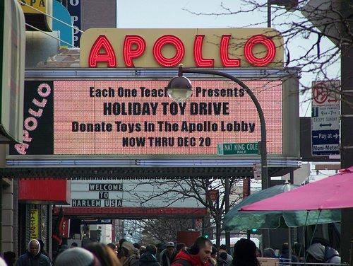Historic Apollo Theatre