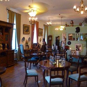 Lounge Bar, Lipscani, Bucharest