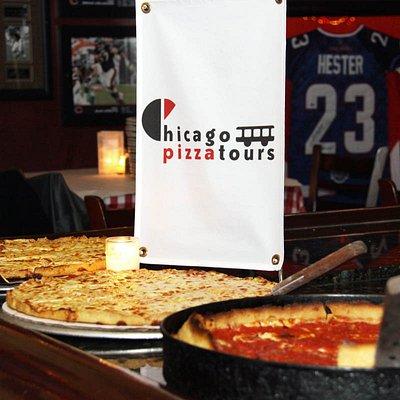 Pizano's Thin & Deep Dish