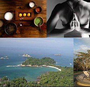 Retreats at Holis Wellness in Manuel Antonio, COSTA RICA