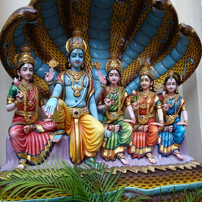 ヒンドゥー教の神々Ⅱ