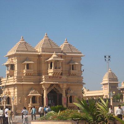 Somnath Temple Main Entrance