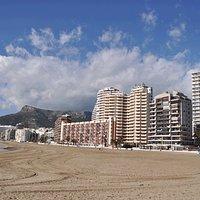 Playa Arenal-Bol