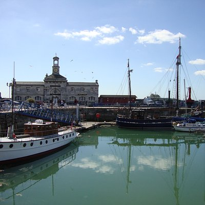 Ramsgate harbour and maritime musuem