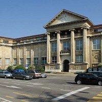 Kunstmuseum Winterthur Museumsgebäude, 1915, von Rittmeyer & Furrer
