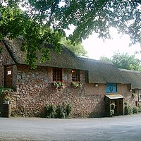 The Blue Ball Inn at Triscombe