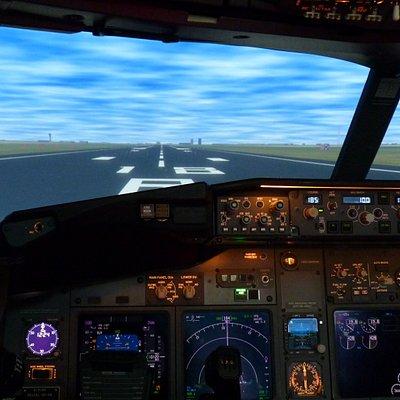 Boeing 737-800 Full Flight Simulator, Southampton