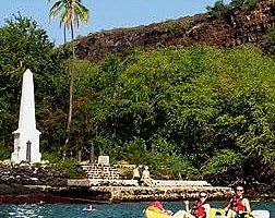 Kayak & Snorkel Capt Cook Monument - Big Island