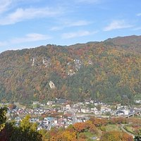 馬口岩からの山寺