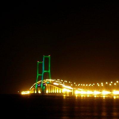 bridge 2 (surabaya side)