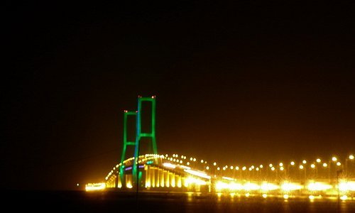 bridge 2 (surabaya side)