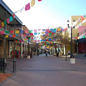 The Mexican Market before the crowds