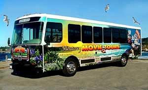 Movie Tour Multimedia Tour Coach