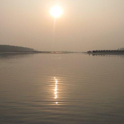 Sunrise at Talsari