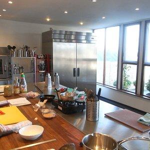 Kitchen, where it all happens
