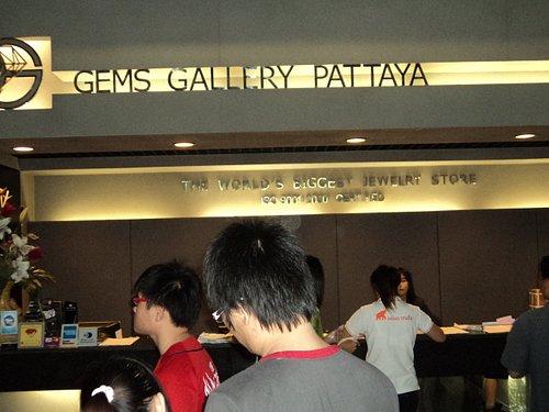Gems Gallery Pattaya