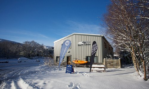 Our well equipped centre on the banks of Llyn Padarn, Llanberis, North Wales