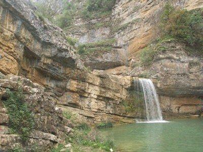 Mirusha Wasserfällen