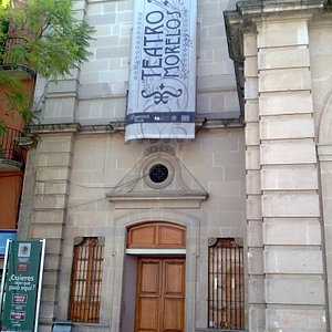 Teatro Morelos. Aguascalientes México