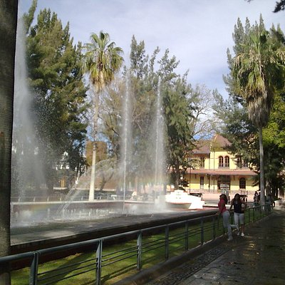 Parque de las Tres Centurias. Aguascalientes.