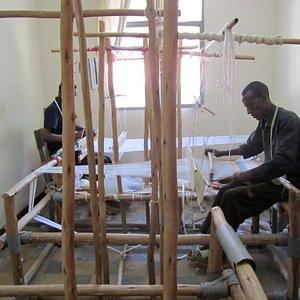 weavers indoors