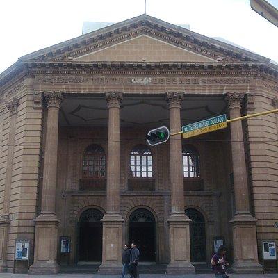 Teatro Manuel Doblado. León, Guanajuato. Mexico