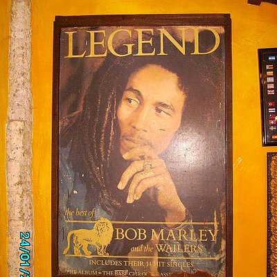 Bob Marley- The Legend!