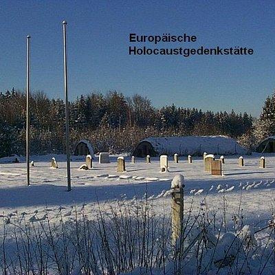 Europäische Holocaustgedenkstätte