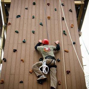 Terrapin Adventures Climbing Tower