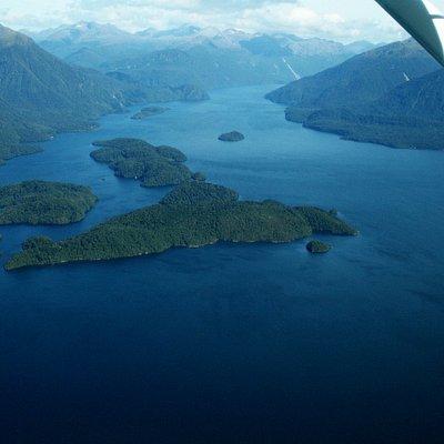 Lake Te Anau Seitenarm