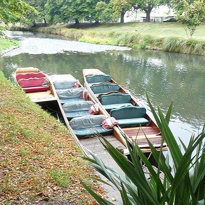 Antigua Boatshed Punt Ride Christchurch NZ