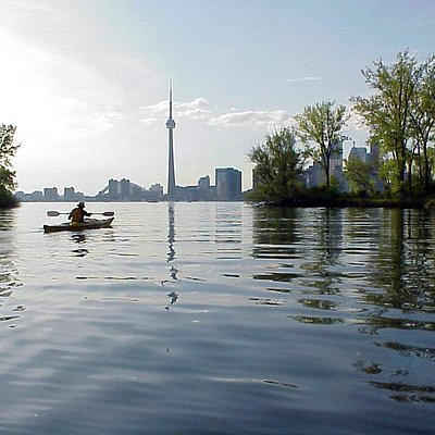Kayaking from Harbourfront/Islands