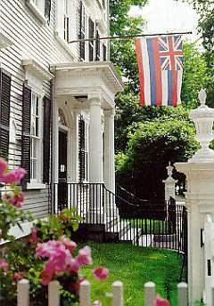 The Phillips House, 34 Chestnut Street, Salem, Mass.