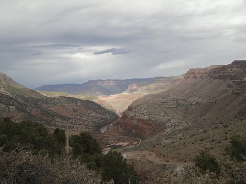 View of the Salt River