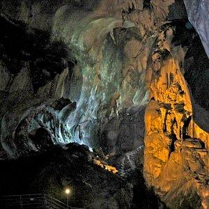 Early cave segment OGL