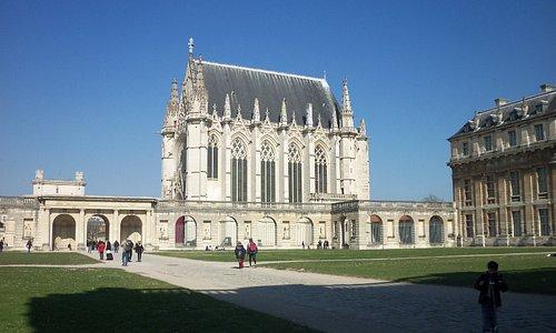la Sainte-Chapelle de Vincennes