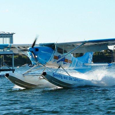 A landing on Corio Bay
