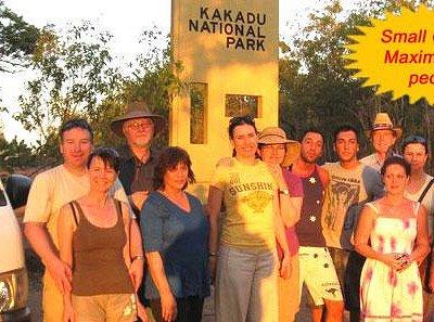 Small Group Kakadu Tours