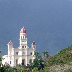 Der berühmte Blick auf die Basilika