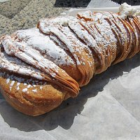 """""""Lobster Tail"""" Pastery"""