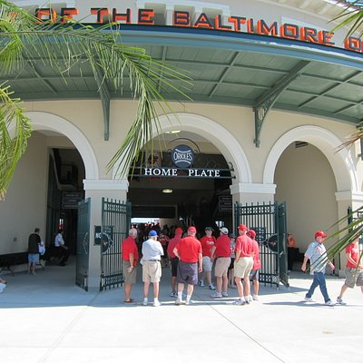 The newly renovated front entrance way.