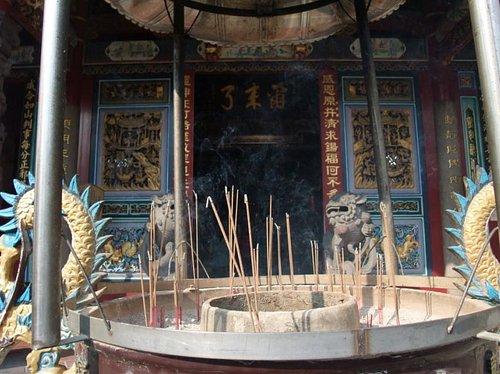 台湾府城隍廟2