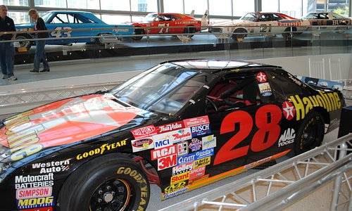 Davey Allison's Havoline Star #28