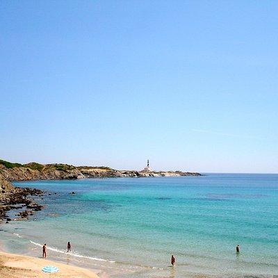 Cala Presili, Menorca.