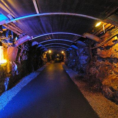 Underground Tour, Arigna Mining Experience, Arigna, Co. Roscommon Ireland