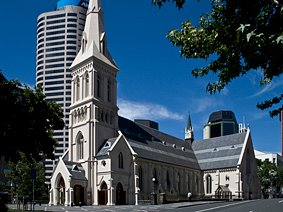 Auckland St Patrick's Cathedral