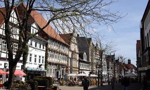 ハーメルン旧市街