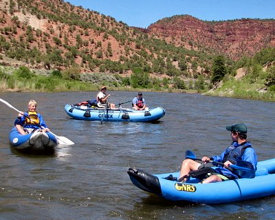 Colorado River - Family Trips!!